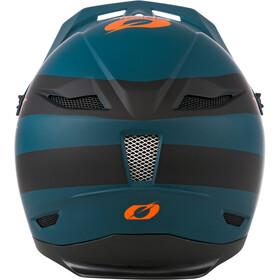 O'Neal Fury RL Helmet stage-petrol/orange